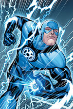 Lanterna Azul Flash