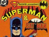 Superman & Batman Special