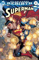 Superman Vol 4 32 Variant