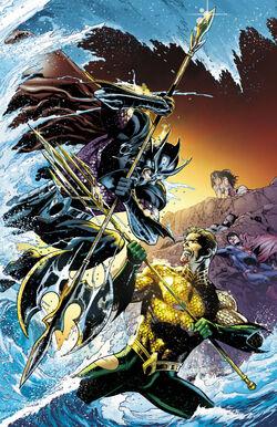 Aquaman Vol 7 15 Textless