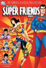 Super Amigos The All-New Super Friends Hour (1977–1978) hanna-barbera capa