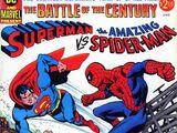 Superman vs O Incrível Homem-Aranha Vol 1 1