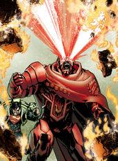 Action Comics Vol 2 23.2 Zod Textless