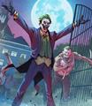 The Joker Hero Run 002