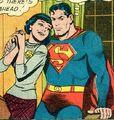 Lois e superman recem casados terra 25