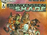 Frankenstein, Agente da S.O.M.B.R.A. Vol 1 2