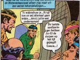 Bewoners van Krypton