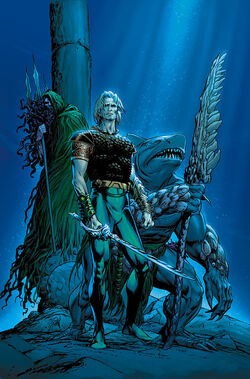 Aquaman Arthur Joseph Curry 0001