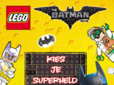 LEGO Batman the Movie: Kies je superheld