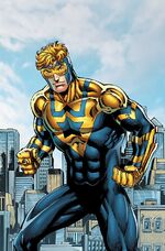 Booster Gold Futures End Vol 1 1 Present Textless