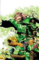 Green Lantern Corps Edge of Oblivion Vol 1 1 Textless
