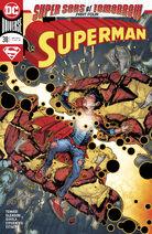 Superman Vol 4 38 Variant