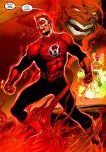 Hal como Lanterna Vermelho
