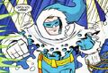 Captain Cold DC Super Friends 001