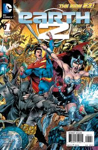 Earth 2 Vol 1 1