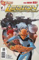 Legion of Super-Heroes Vol 7 1