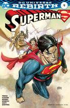 Superman Vol 4 9 Variant