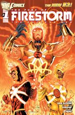 The Fury of Firestorm The Nuclear Men Vol 1 1
