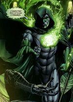 Hal Jordan como o Espectro
