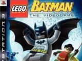 Batman Lego: O Jogo