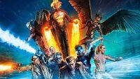 Thumb DC's Legends of Tomorrow TV 1st