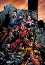 Forever Evil Vol 1 2 Textless