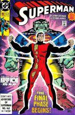 Clark como Homem Kryptoniano