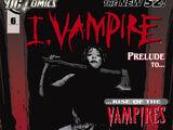 Eu, Vampiro Vol 1 6