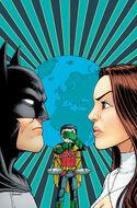 O conflito de Talia com Batman deixa seu filho apanhado no meio.