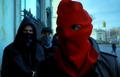 Red Hood Gang Gotham 001