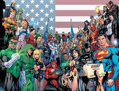 DCコミックスの基本用語一覧
