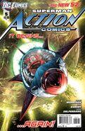 Action Comics Vol 2 5