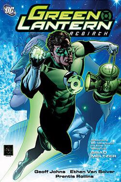 Green Lantern Rebirth TP