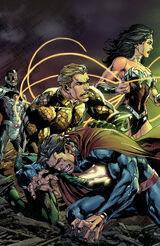 Superman enfraquecido pela Kryptonita