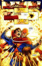 Barry e Bart salvam o dia.