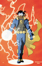 Static Shock Special Vol 1 1 Variant Textless
