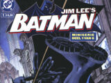 Jim Lee's Batman 1