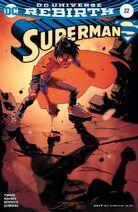 Superman Vol 4 22 Variant