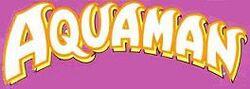 Aquaman v.4 logo
