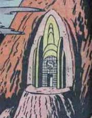 Secret Sanctuary (Earth-Two) 001