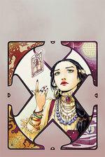 Madame Xanadu Vol 1 1 Textless