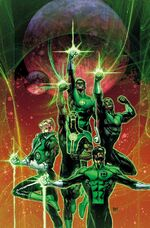 Green Lantern The End TPB Textless