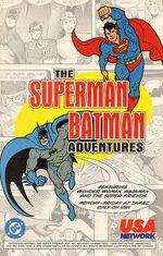 Superman Batman Adventures