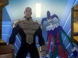 Liga da Justiça (Crise em Duas Terras: Terra do Sindicato do Crime)