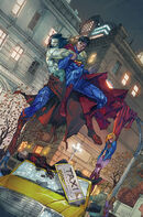 Superman vs H'el