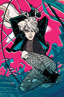 Black Canary Vol 4 1 Textless