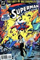 A Queda de Metrópolis - Action Comics  #700