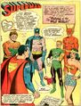 Justice League of America Earth-388 001