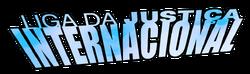Logo Liga da Justiça Internacional