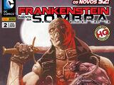 Frankenstein, Agente da S.O.M.B.R.A. (Panini) Vol 1 2